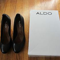 Aldo Black Pumps New in Box Size 8.5 Photo