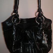 Aldo Black Shoulder Bag Photo