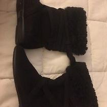 Aldo Boots Fur Foots Photo