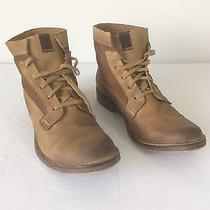 Aldo Boots Mathan Cognac Color Sz 10 Photo