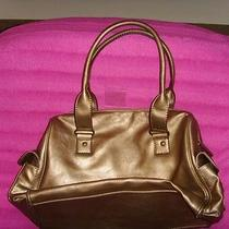 Aldo Bronze Shoulder Bag Photo