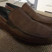 Aldo Brown Loafers Photo