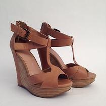 Aldo Brown Summer Wedge Photo