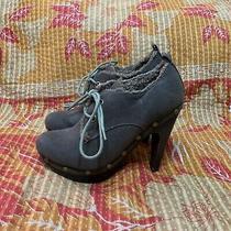 Aldo Clogs Mules Heel Booties Size Eu 35 Photo