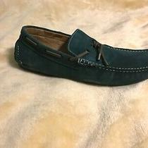 Aldo Driving Loafers Green Sz 11.5 Photo