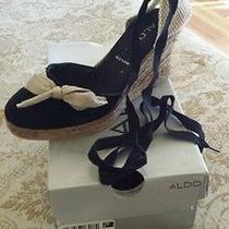 Aldo Espadrille Shoes New in Box Photo