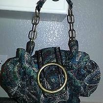Aldo Green Paisley Bag Photo