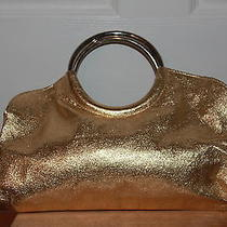 Aldo Handbag Gold  Photo