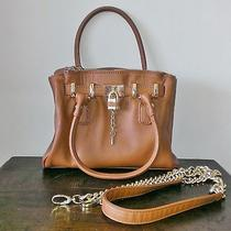 Aldo Handbag in Camel Brown Photo