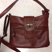 Aldo Handbag Small Cognac Photo