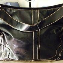 Aldo Hobo  Black Bag Style Purse Photo
