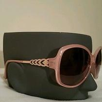 Aldo Indian Vanity Fashion Vintage Light Pinkish Brown Sunglasses for Women Photo