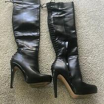 Aldo Knee High Boots Size 6 Photo