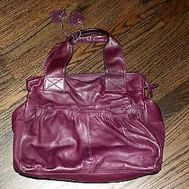 Aldo Leather Bag Plum/purple  Photo