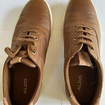Aldo Leather Men's Sneaker -  Size 8 Photo