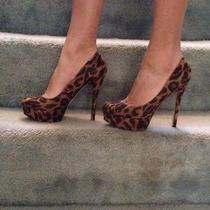 Aldo Leopard Print Pump Photo