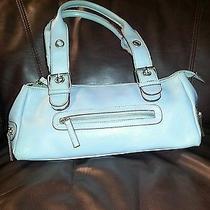 Aldo Light Blue Handbag Photo