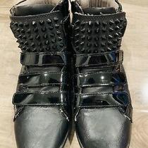 Aldo Man Spike Boots Size 9 Photo