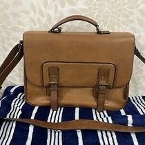 Aldo Men's Leather Laptop Carrier - Great Condition Photo