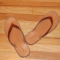 Aldo Mens Sandals Size 105 Mens Shoes  Photo