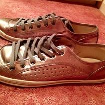 Aldo Metallic Sneakers  Photo
