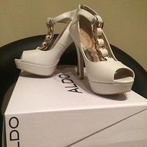 Aldo Mican Luxury High Heels Size 8.5 Photo