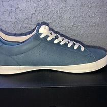 Aldo Mick-Mens Leather Sneakers Us Size 11 Photo