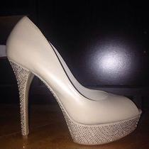 Aldo Peep Toe Heels Never Worn Photo