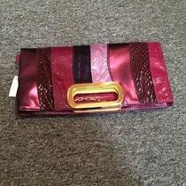 Aldo Purple Clutch Bag  Photo