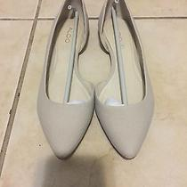 Aldo Qilide Gray Flats Size 10 New With Box Photo