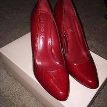 Aldo Red  Pumps Photo