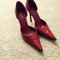 Aldo Red Stilettos 8 Photo