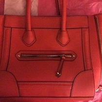 Aldo Red Tote Photo