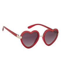 Aldo Reschen Heart Shaped Sunglasses Photo