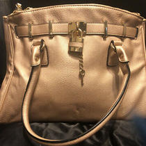 Aldo Rose Gold Handbag.  Photo