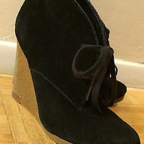 Aldo's Suede Wedge Booty Photo