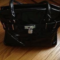 Aldo's Women's Medium Black Bag/free Shipping Photo