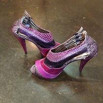 Aldo Shades of Purple Heels Photo
