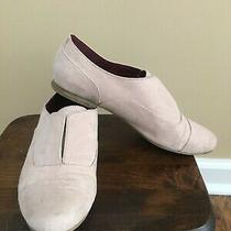Aldo Shoes Pale Pink Suede Slip-on Flats Adorable and Comfortable Size 6 Photo