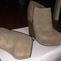 Aldo Shoes - Suede & Leather. Never Worn Photo