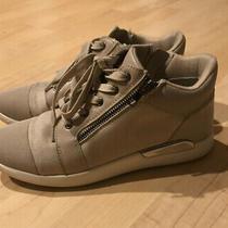 Aldo Shoes Women Sneakers Size 8 High Top / Blush Pink Photo