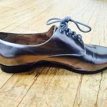 Aldo Silver Metalic Shoes Photo
