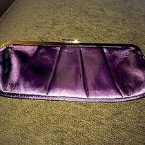 Aldo Small Purple Clutch Photo