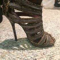 Aldo Snake Print Shoe Photo