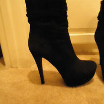 Aldo Suede Bootie Photo