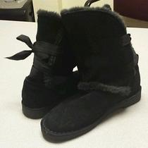 Aldo Suede Leather Boots Photo