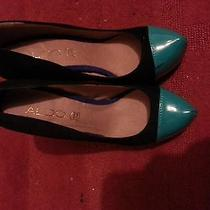 Aldo Suede Pumps Photo