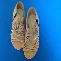 Aldo Suede Strappy Heels Photo