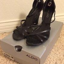 Aldo Summer Wedge Sandals Size38 Photo
