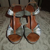 Aldo Summer Wedges Size 41 Photo